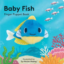 Baby Fish Puppet book