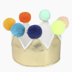 Meri Meri Pom party hat