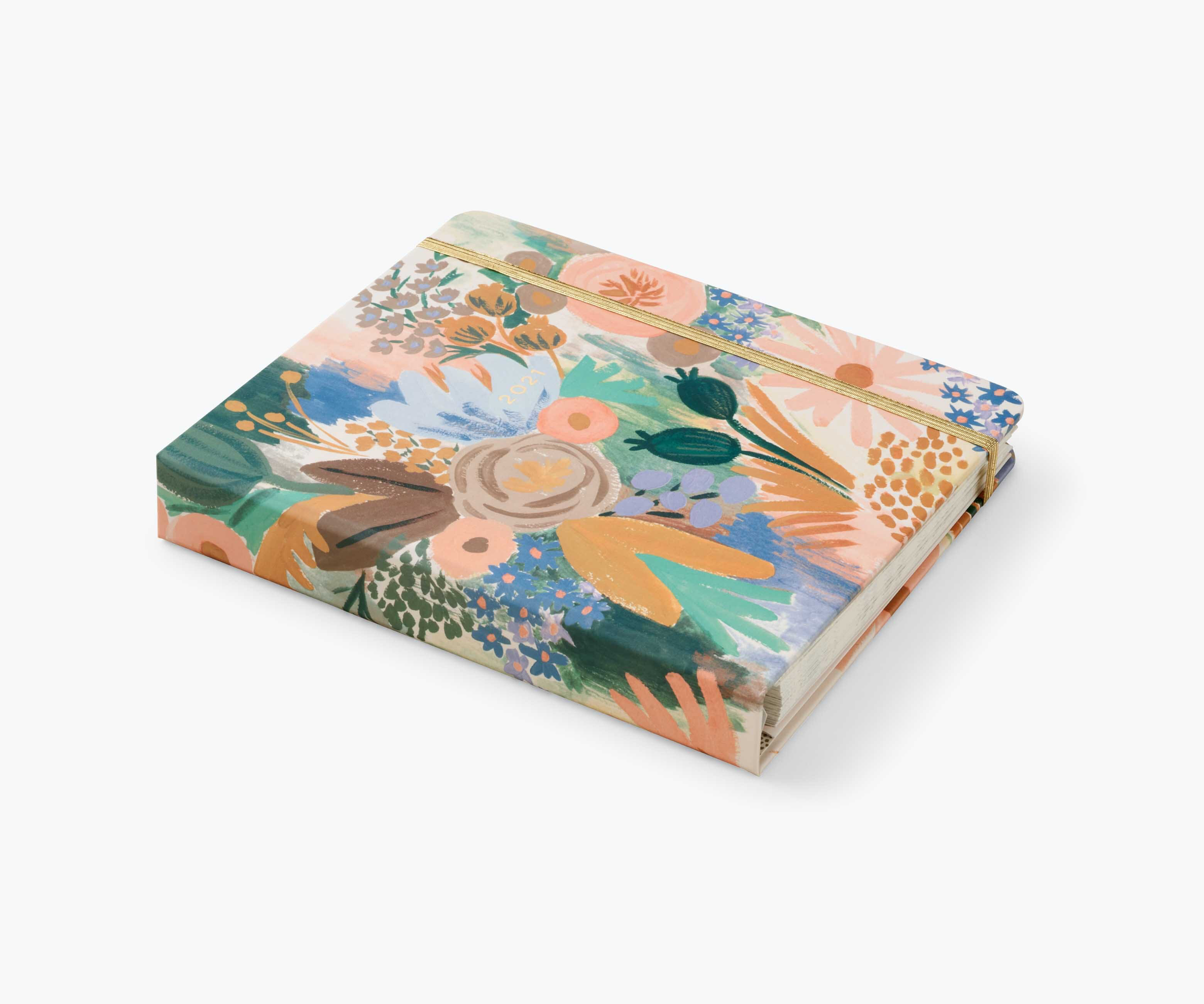Rifle Paper 2021 Luisa Covered Planner