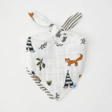 Little Unicorn Reversible Bandana Bib Assorted Styles