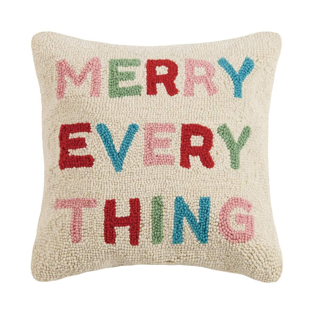 Peking Merry Everything Pillow