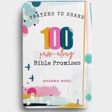 Prayers To Share-100 Pass Along Bible Promises