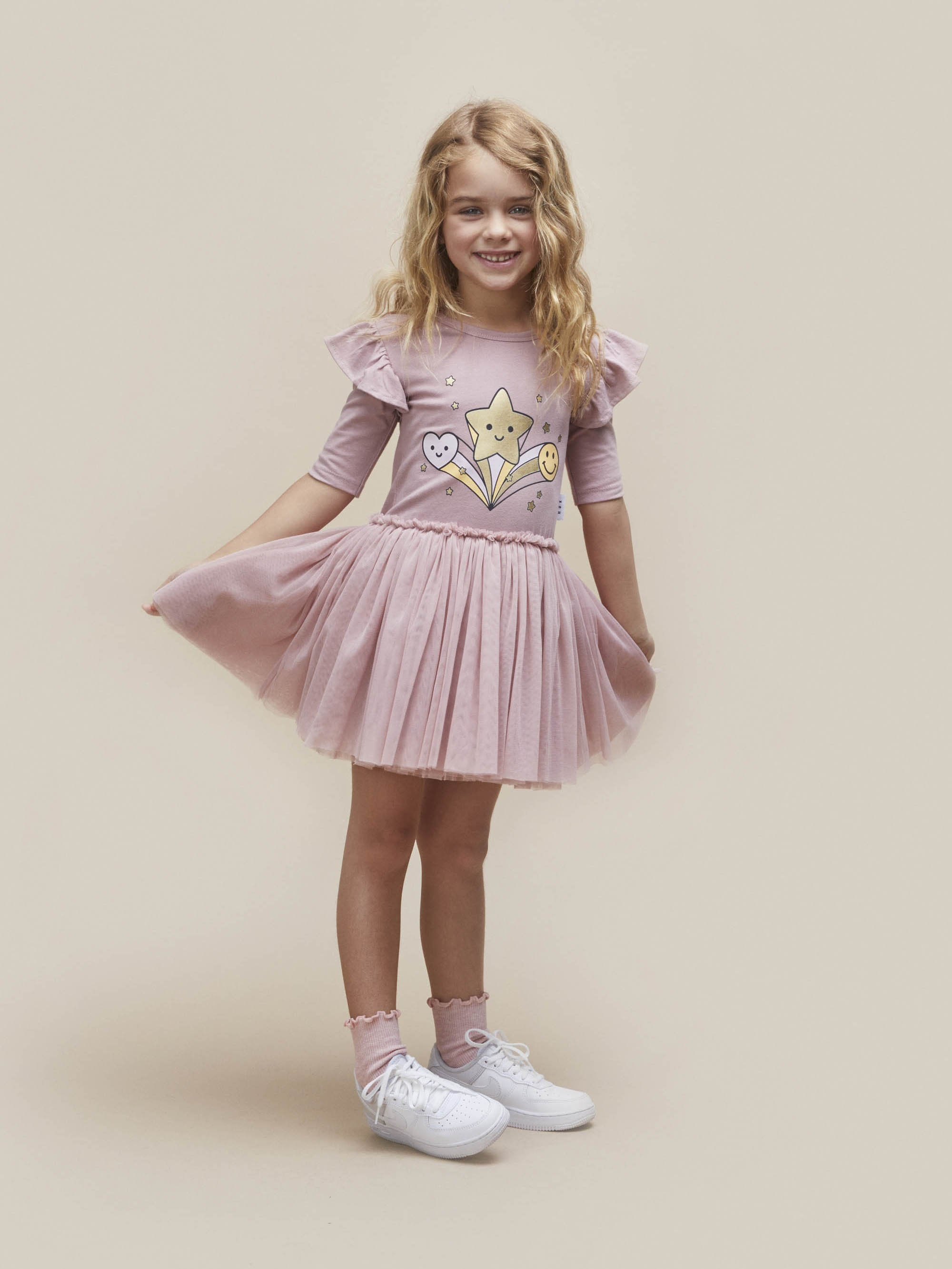 Huxbaby Star Power Ballet Dress