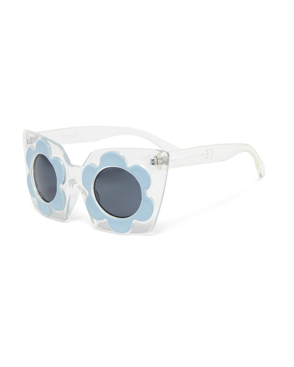 Bando Cat Eye Daisy Sunglasses