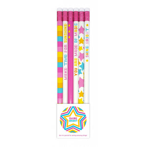 Snifty Pencil 6 Pack