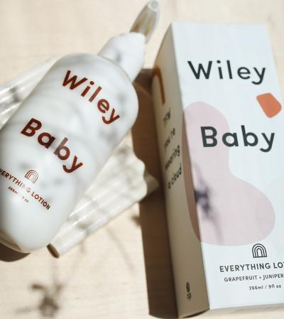 Wiley Baby Lotion