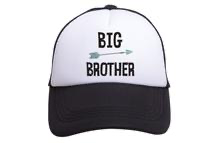 Tiny Trucker Big Brother-Toddler