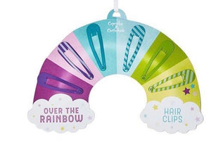 Twos Company Hair Rainbow Clips