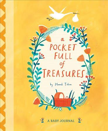 Pocket Full of Treasures Baby Book