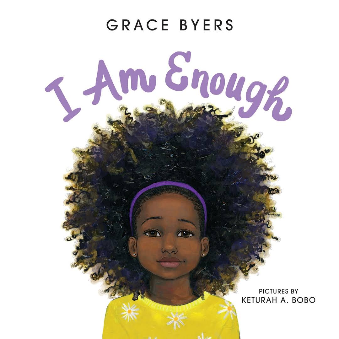 I am Enough Hardcover Book
