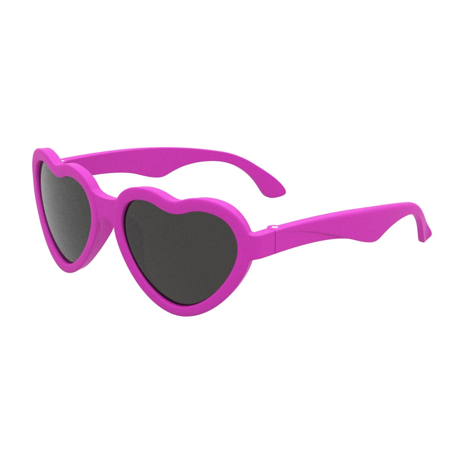 Babiators Heartbreaker Popstar Pink Heart Shaped Sunglasses