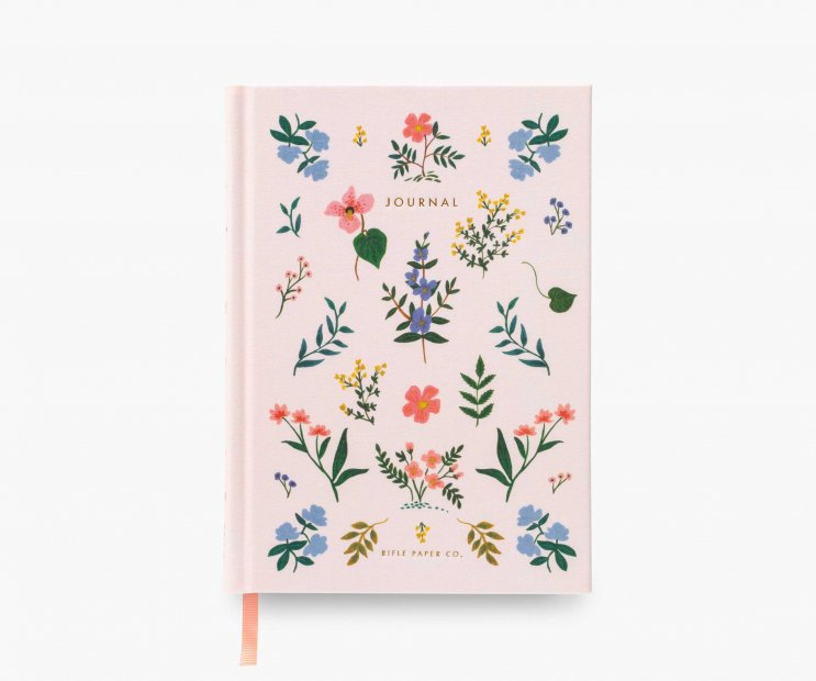 Rifle Paper Wildwood Hardcover Journal