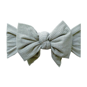 Baby Bling Printed Deb Headband