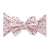 Baby Bling Patterned Shabby Knot