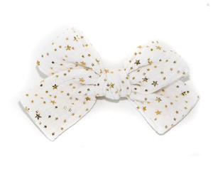 Petite Hailey Big Bow Clip