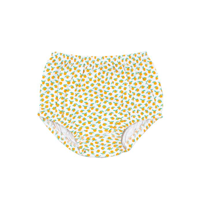 Sapling Clementine Bloomers Green/Orange