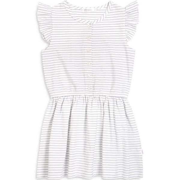 Miles Candy Sky Flutter Dress Stripe