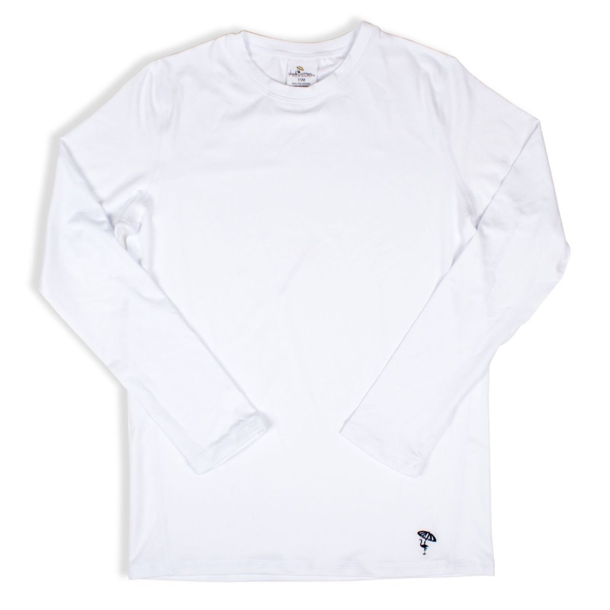 Shade Critters Sun Shirt White