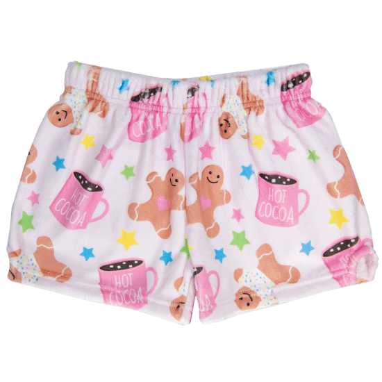 Iscream Plush Shorts