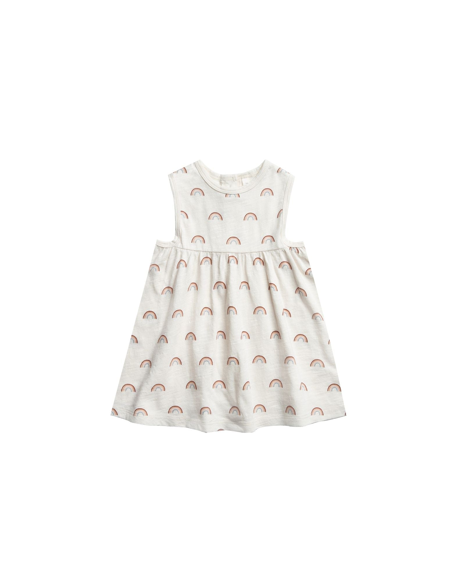 Rylee and Cru Rainbow Layla Dress