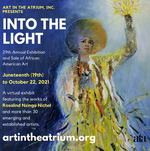 Into The Light - Call For Artists