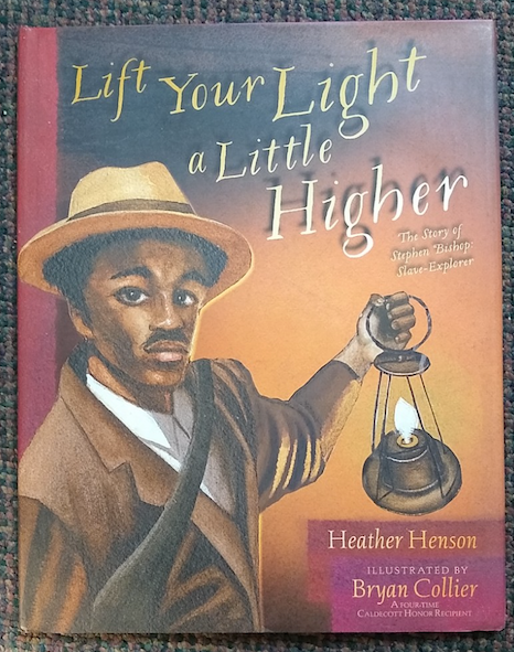 """Lift Your Light a Little Higher"" by Heather Henson"