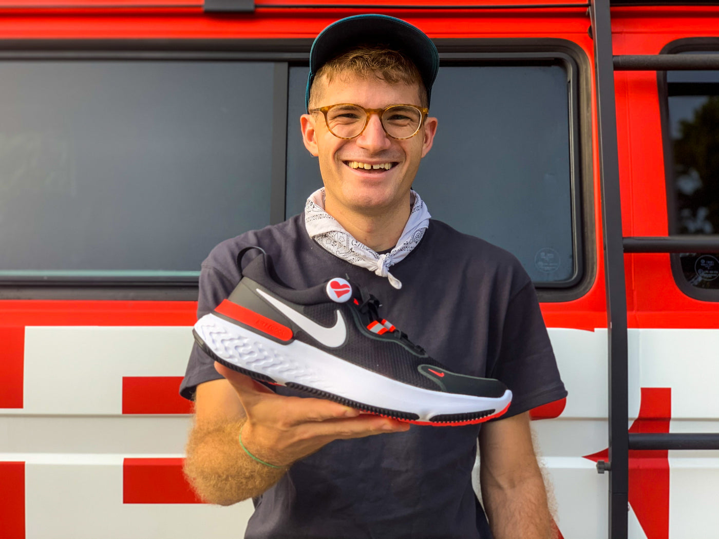 Mad Dog on the Nike React Miler