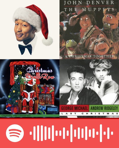 """Fast Christmas"" Heartbreak Holiday Speed Run Playlist"