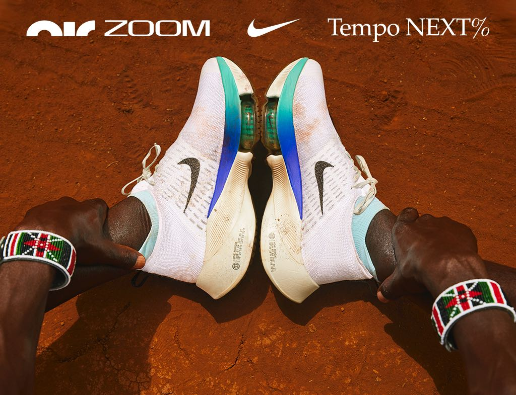 Nike Air Zoom Tempo Next%