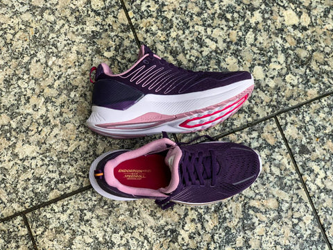 Hoka Killer the Saucony Endorphin Shift (Hoka One One)
