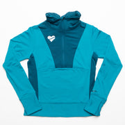 W Notch Thermal Hoodie
