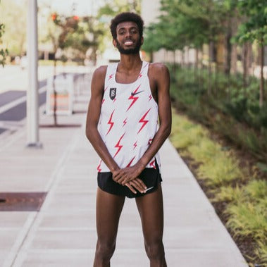 Nike AeroSwift Bowerman Track Club Men's Replica Singlet