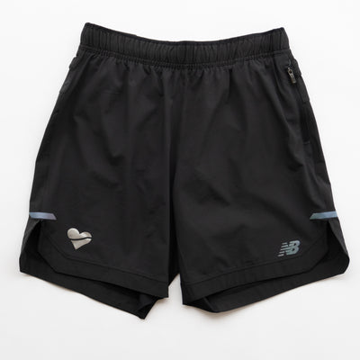 "M Q Speed Run Crew 7"" Shorts"