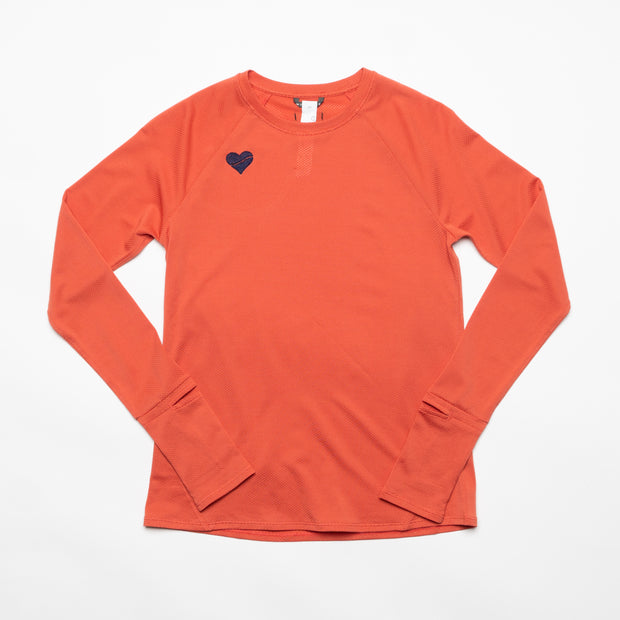 Oiselle Women's Flyout Long Sleeve