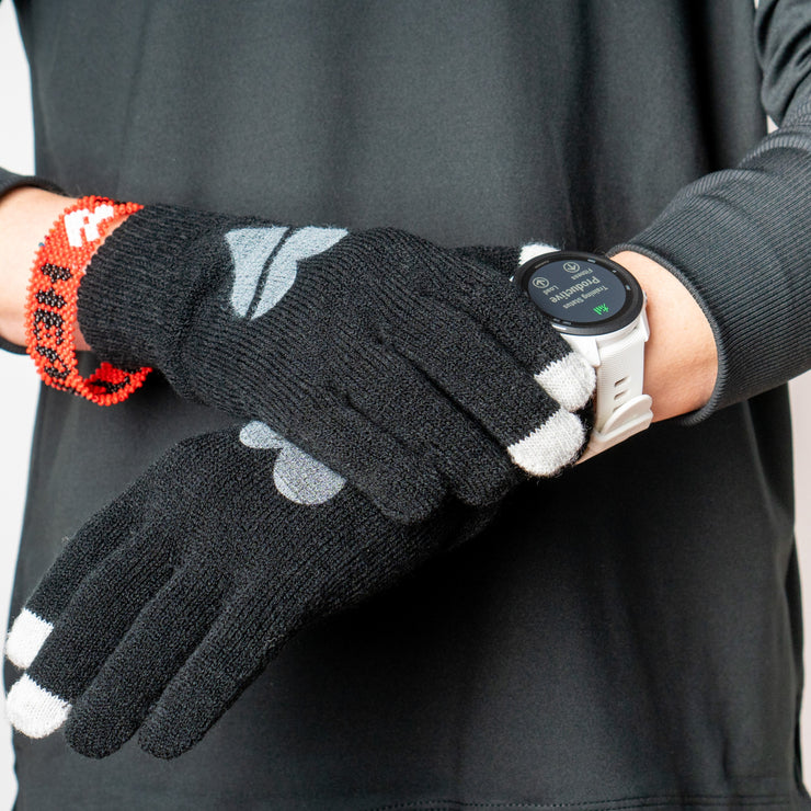 U Heartbreak Knit Gloves