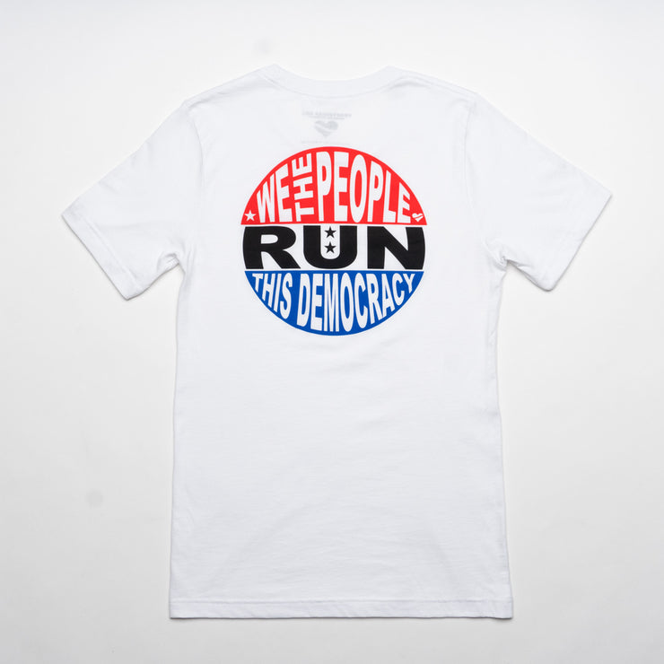 Heartbreak Run This Democracy Tee