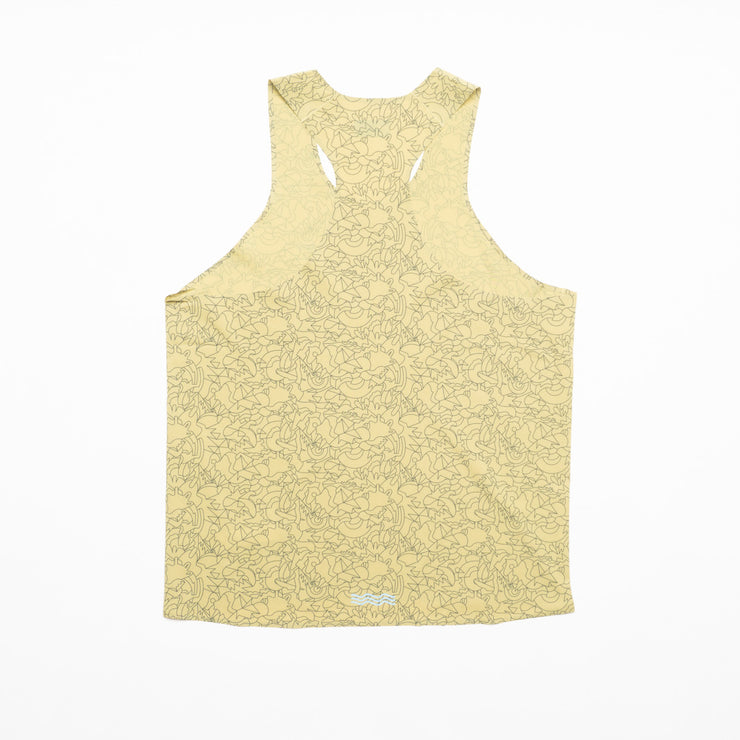 M AFO Singlet - South Africa
