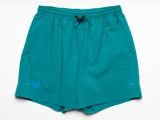 "M Transit Tech 6"" Shorts"