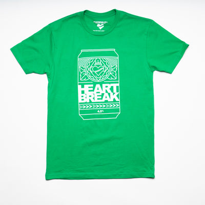 Heartbreak Green Can Tee