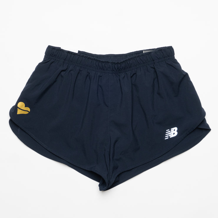 "New Balance Men's Impact 3"" Split Shorts"