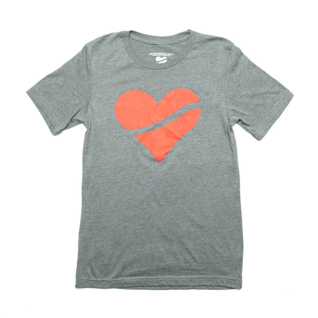 Heartbreak Men's Big Heart Tee