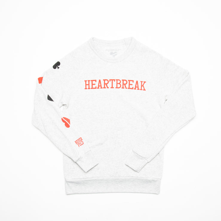 Heartbreak All Suits Crewneck