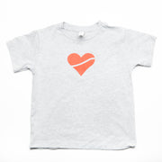 Heartbreak Big Heart Toddler Tee