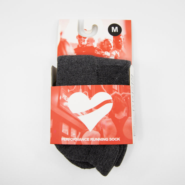 Heartbreak Performance Running Sock