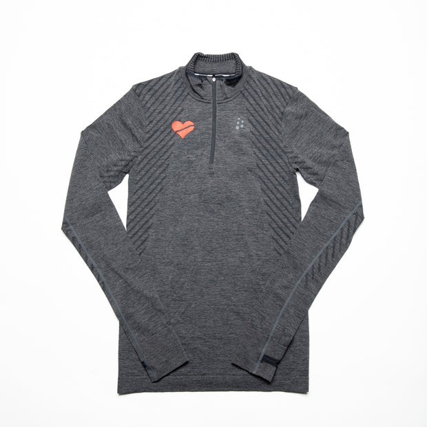 Craft Men's Fuseknit Comfort 1/2 Zip