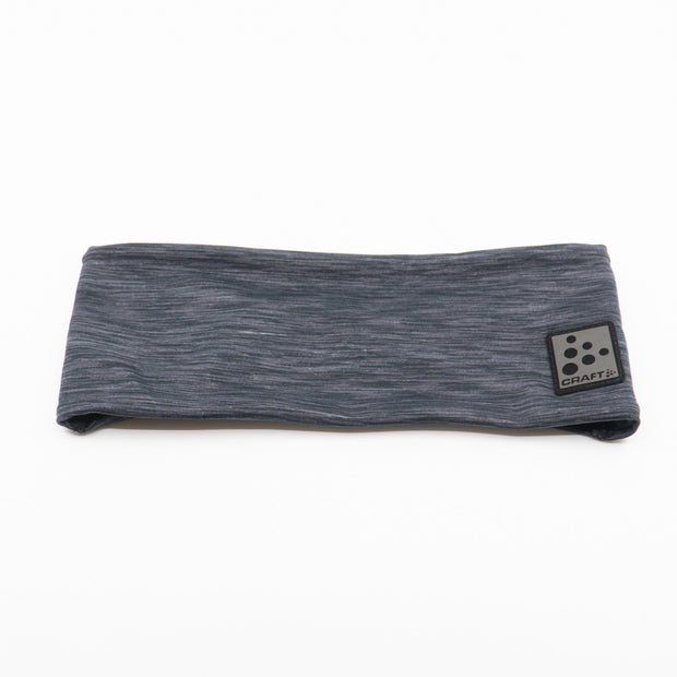 U Microfleece Shaped Headband