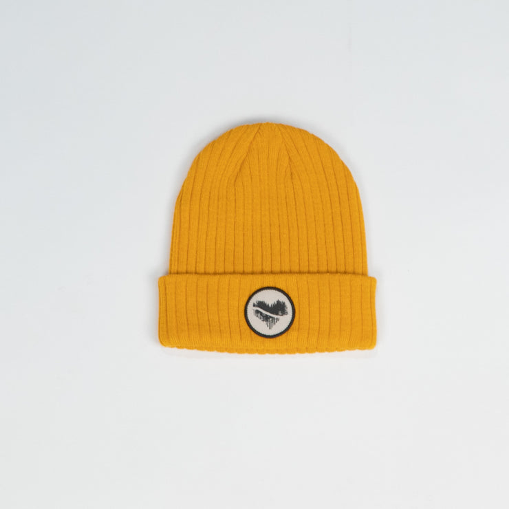 Heartbreak Treeline Patch Beanie
