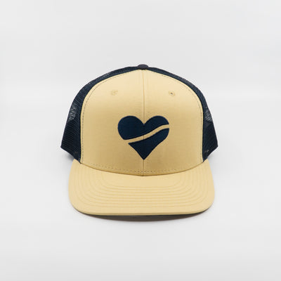 Heartbreak Big Heart Trucker Hat