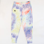 Nike Women's Get Fit Tie-Dye 7/8 Sweatpants
