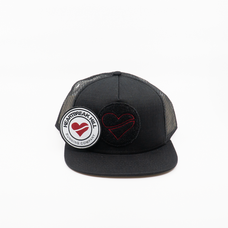 Heartbreak Patch Trucker Hat